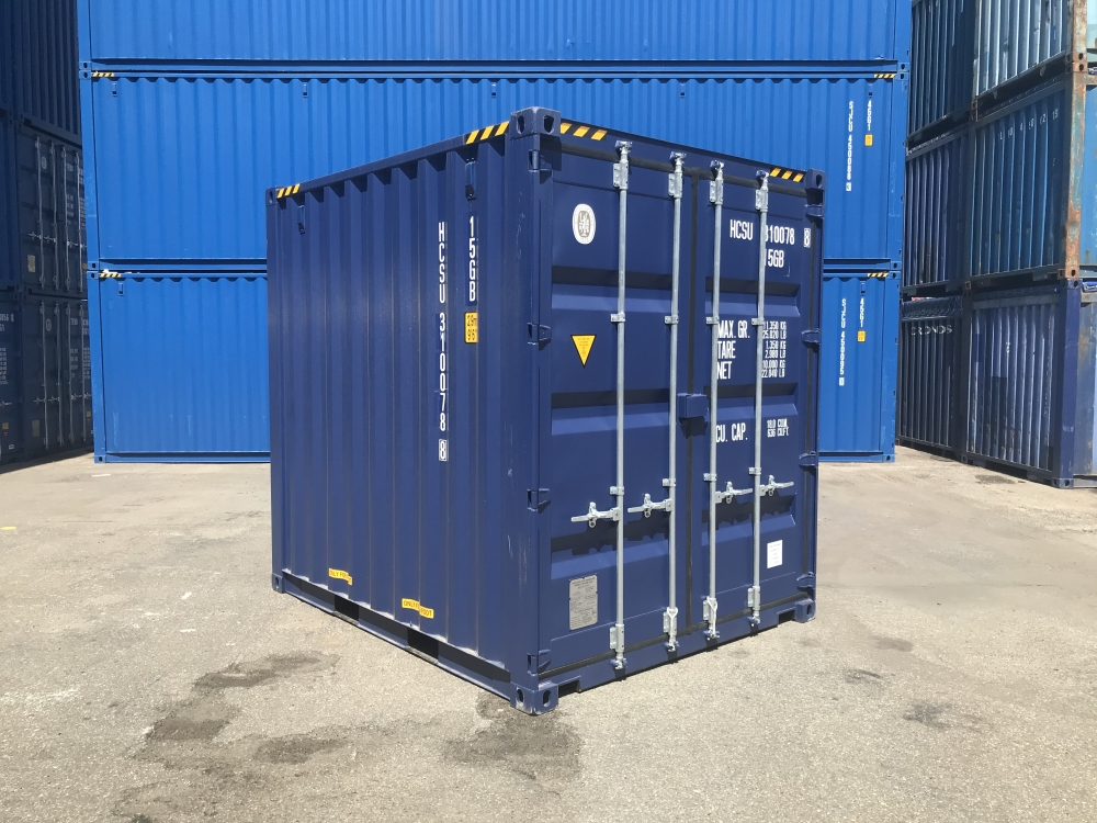 10ft High Cube Container Hacon Containers
