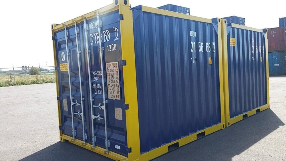 HACON Containers | 10ft Offshore DNV 2 7-1 container